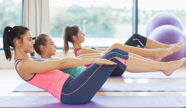 Five ways pilates can help prevent injuries in sport!