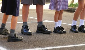 What school shoes should my child be wearing